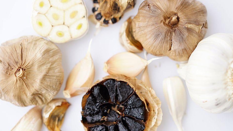 Descubra todos os benefícios do alho negro