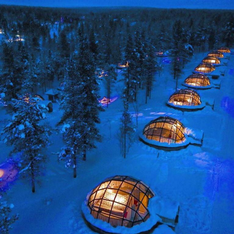 Außergewöhnliche Hotels In Europa Die Müsst Ihr Kennen