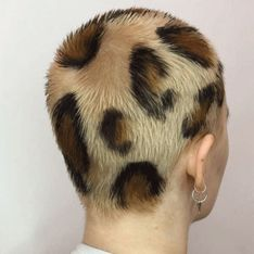 Leopard Print Hair Is The Latest Colour Trend You're About To Go Wild For