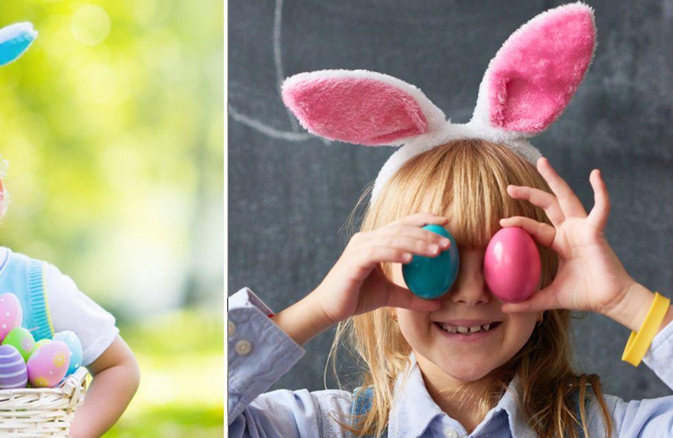 Kreative Spielideen fürs Osterfest mit Kindern