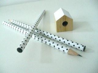 Pimpez vos crayons à papier avec du masking tape
