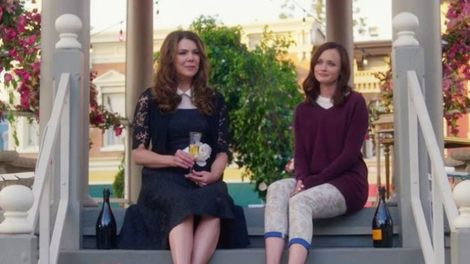 19 Gedanken, die du hast, wenn du ENDLICH die neuen Folgen 'Gilmore Girls' schaust