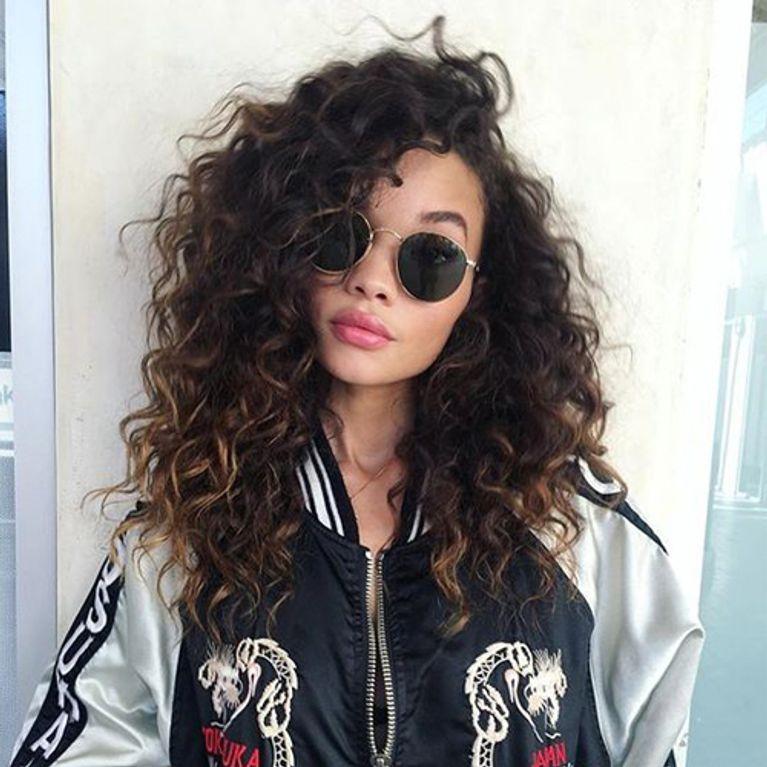 Naturlocken Pflegen Die Besten Tipp Fur Lockige Haare