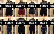 Warum deine Kleidergröße nichts über deine Figur aussagt - diese Bilder sind der