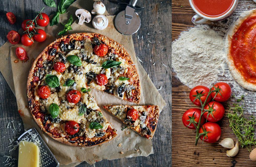 Pizzateig selber machen: Geniale Rezepte mit und ohne Hefe