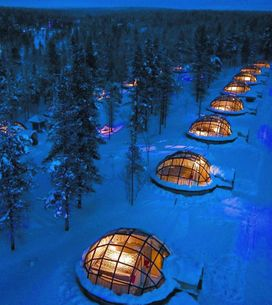 Urlaub mal anders: 10 außergewöhnliche Hotels in Europa, die ihr unbedingt sehen