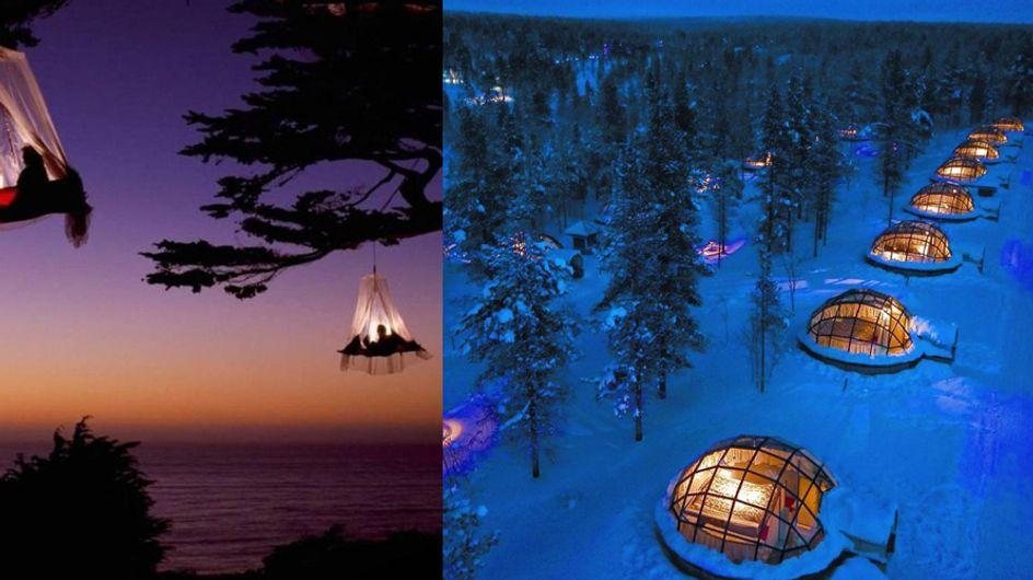 Urlaub mal anders: 10 außergewöhnliche Hotels in Europa, die ihr unbedingt sehen müsst!