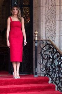 Melania et Donald Trump reçoivent le couple présidentiel chinois en Floride