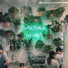 The World's First Avocado Bar Has Opened And We Want To Avo-go