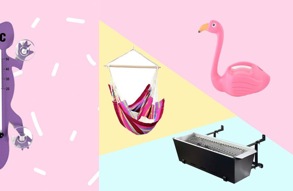 Lass den Frühling rein: Diese Must-haves gehören jetzt unbedingt auf deinen Balkon!