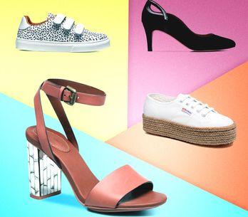 10 paires de chaussures vraiment chouettes qui vont te faire tourner la tête (Ph