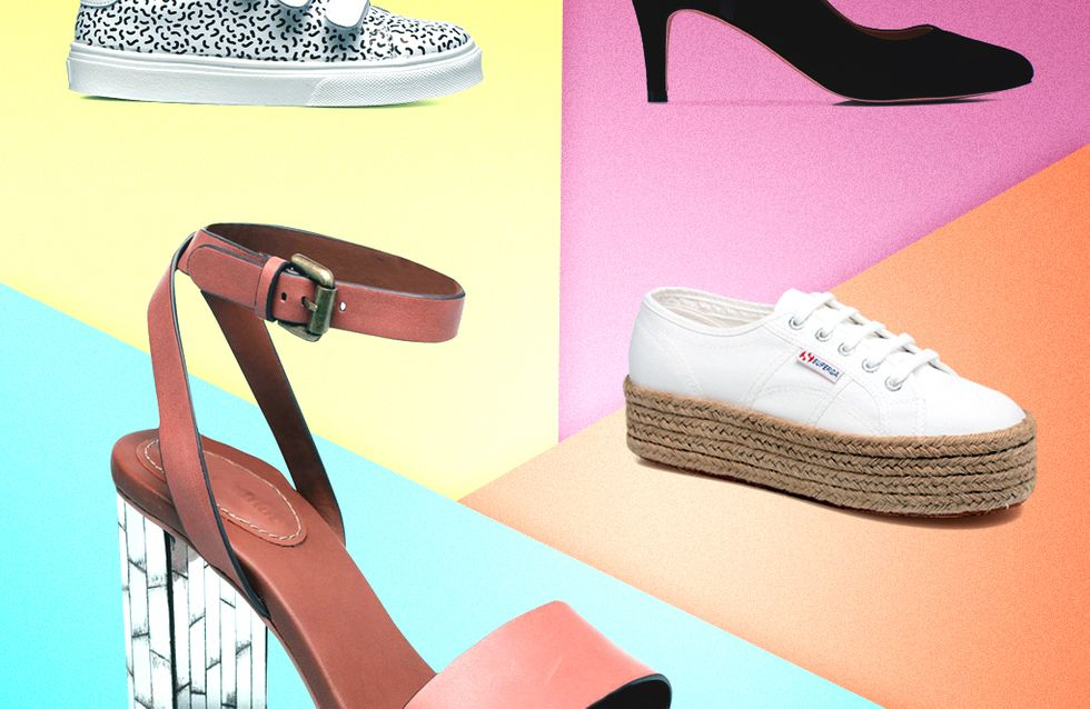 10 paires de chaussures vraiment chouettes qui vont te faire tourner la tête (Photos)
