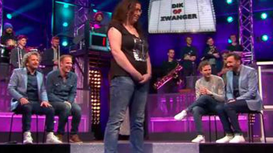 Is This The Most Misogynistic TV Show In The World? Dutch Series Makes Contestants Guess Whether A Woman Is Pregnant Or Just Fat