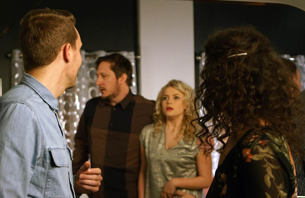 Coronation Street 28/04 - Bethany Slips Into An Abyss