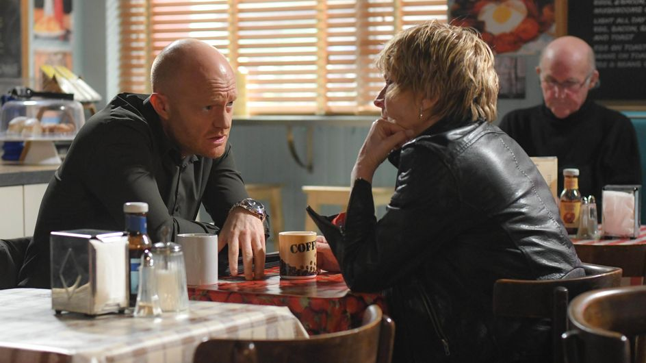Eastenders 24/04 - Shirley Finds Herself In An Unthinkable Situation