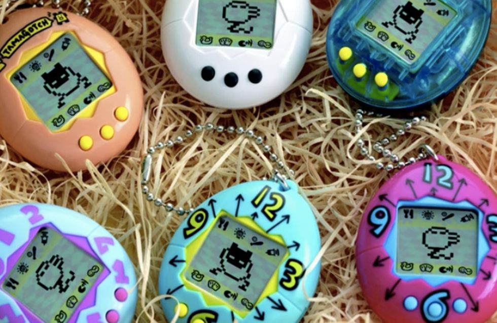 The Tamagotchi Is Making A Comeback And We're Feeling All Kinds Of Nostalgic