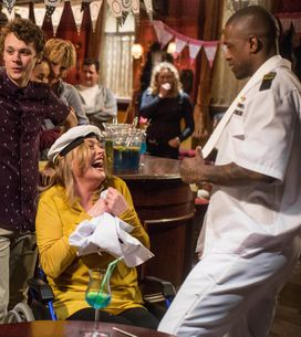 Eastenders 25/04 - The Carters Throw Themselves Into Ladies Night