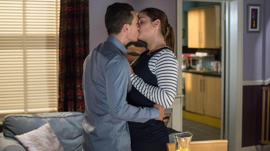 Eastenders 28/04 - Steven Prepares A Romantic Evening With Lauren