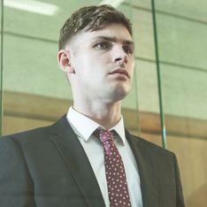 Hollyoaks 27/04 - Harry Causes A Distraction During Ste's Sentencing