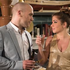 Hollyoaks 28/04 - Maxine Gets Too Drunk At Her Engagement Party