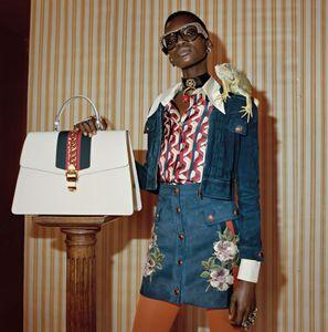 Nova campanha da Gucci
