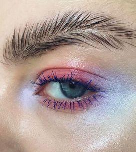 Les sourcils plumes : la tendance WTF du moment (photos)