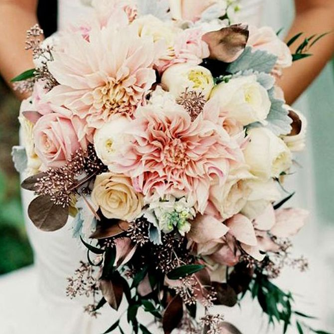 6fb1faefee43 Bouquet da sposa  8 tendenze super cool da sfoggiare al matrimonio!