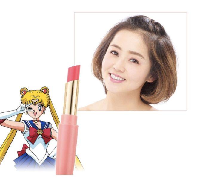 """Miracle Moisture"" : la gamme de lipsticks Sailor Moon"
