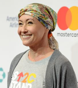 Shannen Doherty a annoncé la fin de son traitement contre le cancer (Photos)