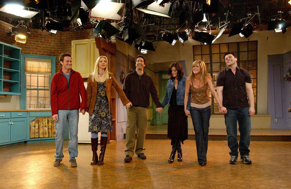 OMG, une comédie musicale Friends pourrait voir le jour !