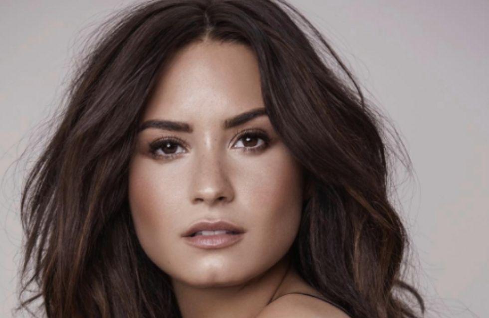 Demi Lovato partage une photo de ses cuisses nues sur Instagram, et on adhère complètement (Photos)