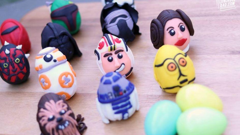 Estos huevos de Pascua de Star Wars sacarán tu lado más friki
