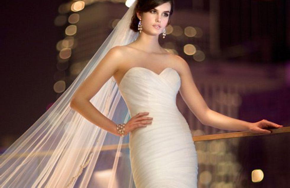 120 robes de mariée sirène des plus glamour