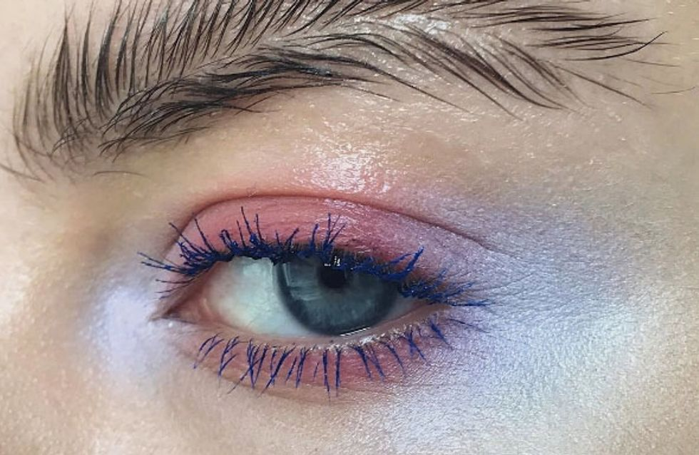 Bird Feather Brows Are Here & They're Taking Over Instagram, Obviously