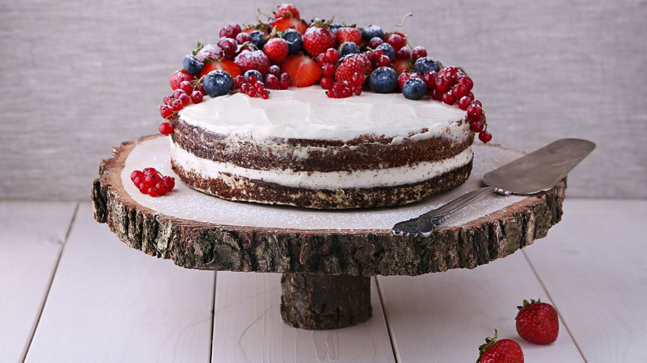 Naked cakes: todo sobre las tartas más bonitas de Pinterest