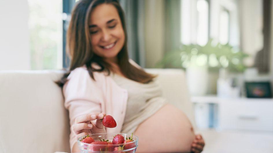 8 cambios curiosos de tus dientes cuando estás embarazada