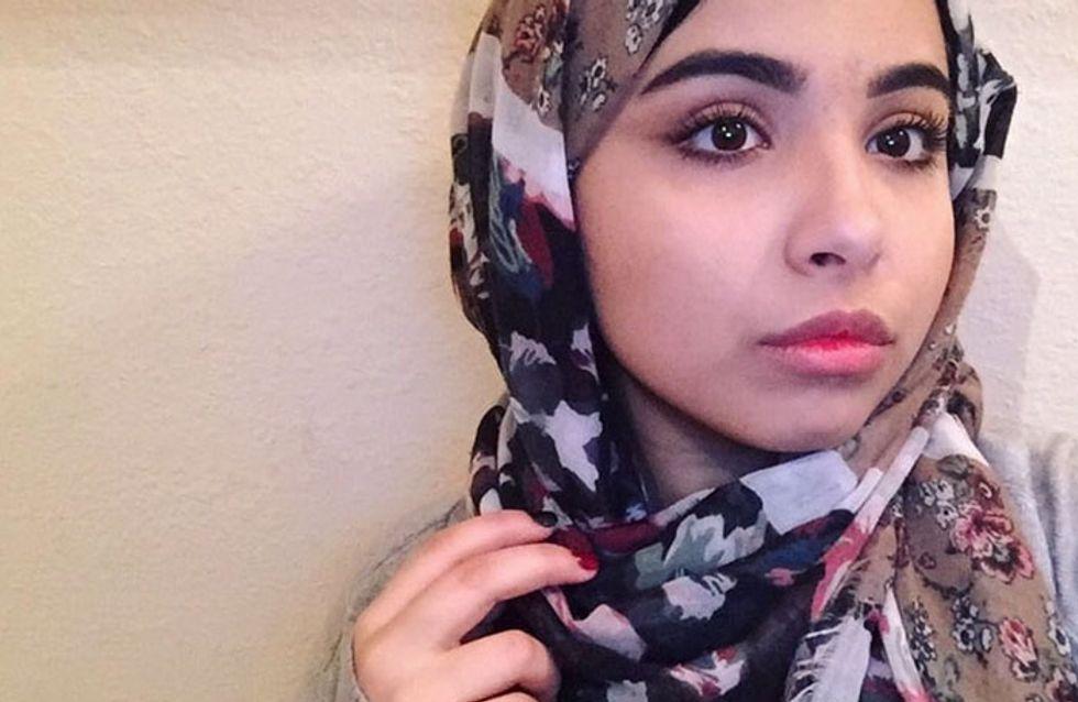 Cette jeune femme demande à son père si elle peut retirer son voile, sa réponse devient virale