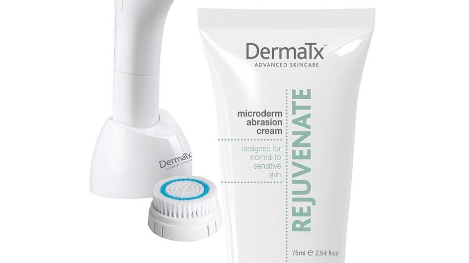 I Tried DermaTx's At-home Microdermabrasion System And This Is What I Thought