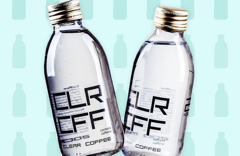 Le Clear Coffee ou café transparent, la nouvelle tendance qui affole les Foodies (Photos)