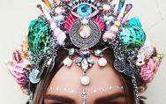 Schockverliebt in Mermaid Crowns: SO bastelst du dir das Trend-Accessoire selber
