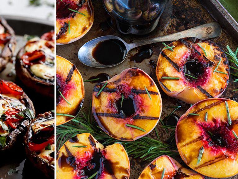 Vegetarische Sommerküche Rezepte : Fleischlos glücklich die leckersten rezepte für vegetarisches grillen