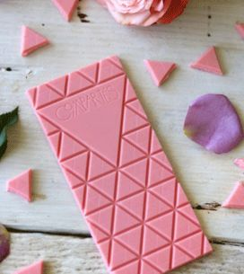 Rosé Chocolate Is Here And It's All Our Dreams Come True
