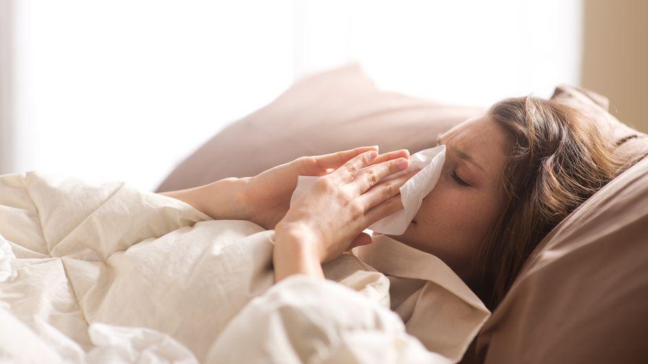 10 Momentos embarazosos que solo entenderás si tienes alergia