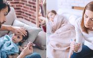 Was berufstätige Eltern wissen müssen, wenn das Kind krank ist