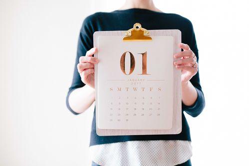 Verhüten kalender natürlich 6 Tipps,
