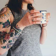 10 coisas para levar em conta antes de fazer uma tatuagem