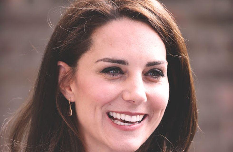 Vous allez adorer les nouvelles baskets de Kate (Photos)