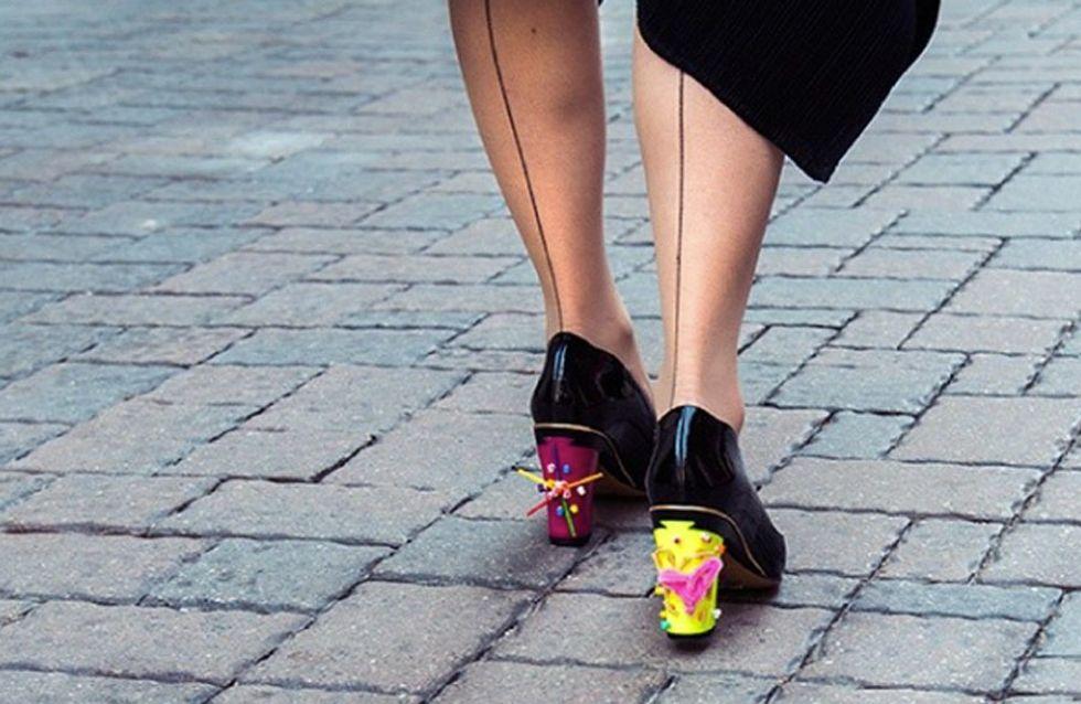 Tacones de quita y pon: de bailarinas a stilettos de diseño en un mismo zapato
