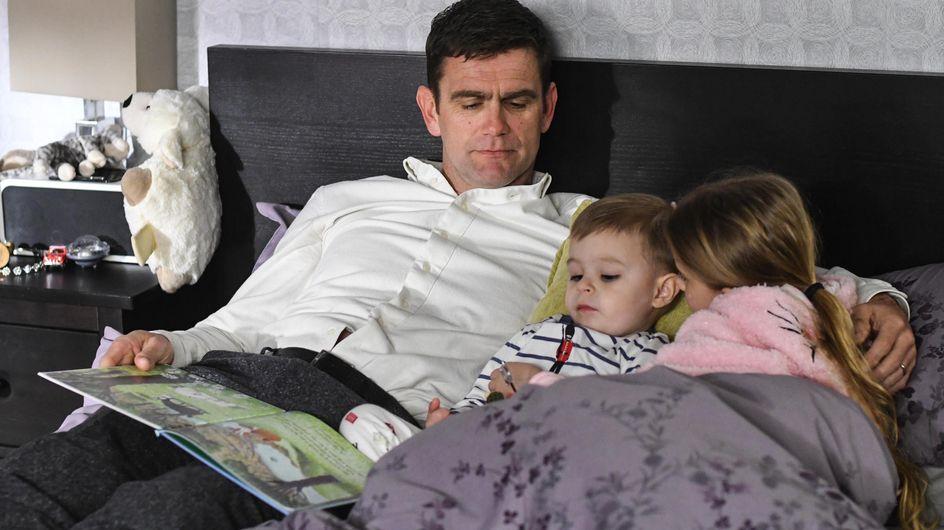 Eastenders 02/05 - Jack Struggles To Return To Normal