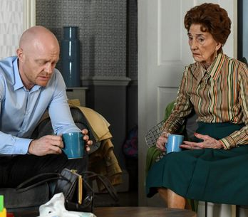 Eastenders 04/05 - Max Shares His Concerns About Jack With Dot